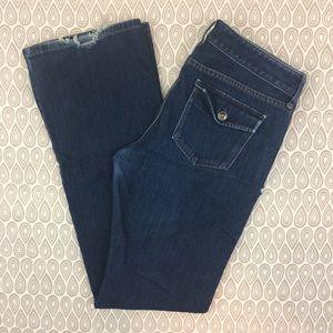 Banana Republic Women's Boot Cut Jeans Size 29 G43